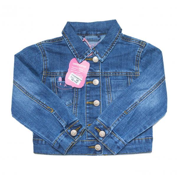 джинсовые пиджаки для девочек для девочек QW6624