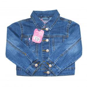 Фото Куртки джинсовые  оптом джинсовые пиджаки для девочек для девочек QW6624