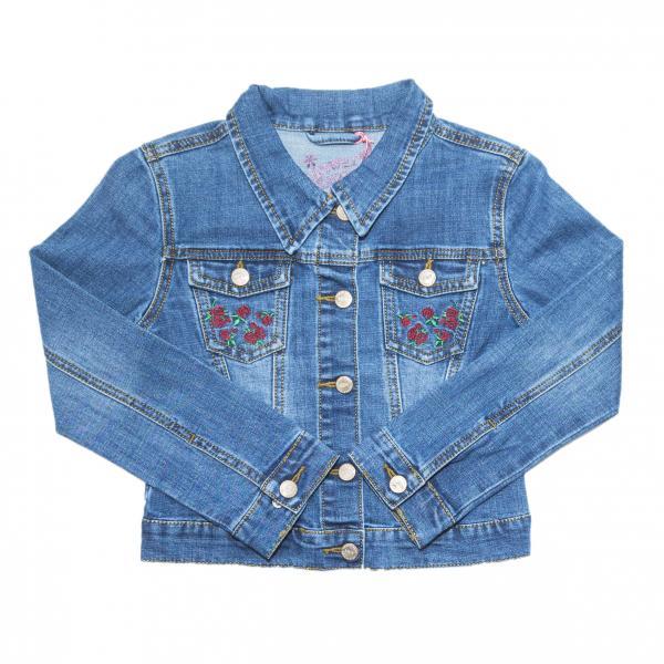 джинсовые пиджаки для девочек для девочек QW6626