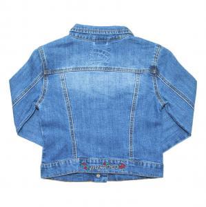 Фото Куртки джинсовые  оптом джинсовые пиджаки для девочек для девочек QW6626