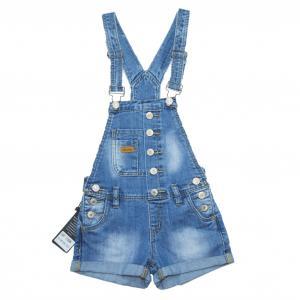 Фото Детские и подростковые комбинезоны джинсовый комбенизон для девочек для девочек T103#