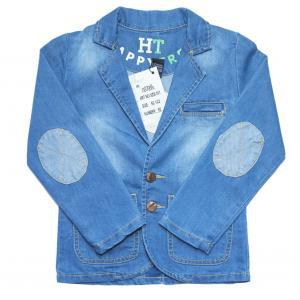 Фото Куртки джинсовые  оптом джинсовые пиджаки для мальчиков для мальчиков XZB-591
