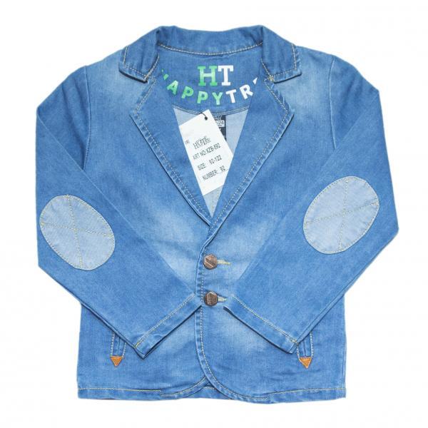 джинсовые пиджаки для мальчиков для мальчиков XZB-592
