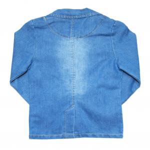 Фото Куртки джинсовые  оптом джинсовые пиджаки для мальчиков для мальчиков XZB-592