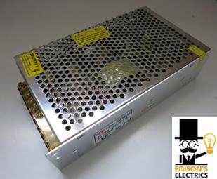 Блок питания S-250-12 (12V, 250W, 21A, IP20) (арт.12-67)