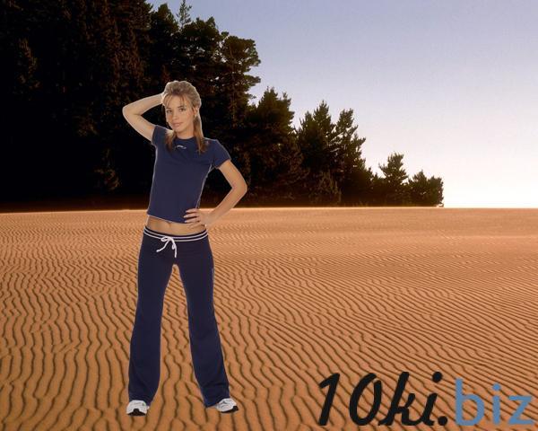 300 р/опт! Брюки В-01 Одежда для йоги и фитнеса в России