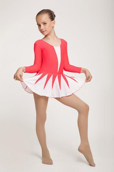 КГ 9.1 платье спортивное для танцев(15.1)