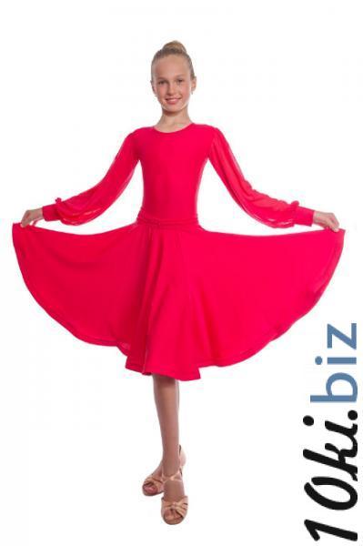 НОВИНКА !!! Платье рейтинговое ПР3.1С Одежда для хореографии и гимнастики в России
