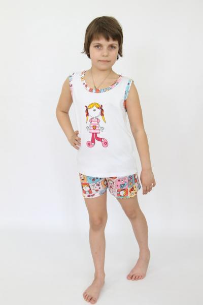 ПЖ007 Пижама Варя