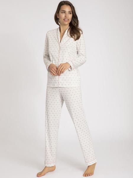 Пижама на пуговицах Calida Julianne