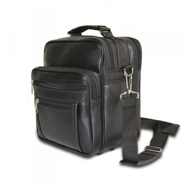 Деловая сумка арт.Скайтек-221(к/з) черный