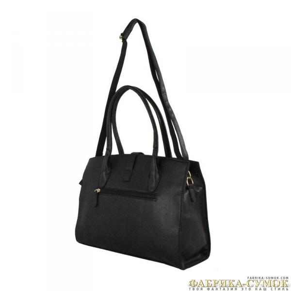 Женская сумка арт. 823-3924-2-BLK