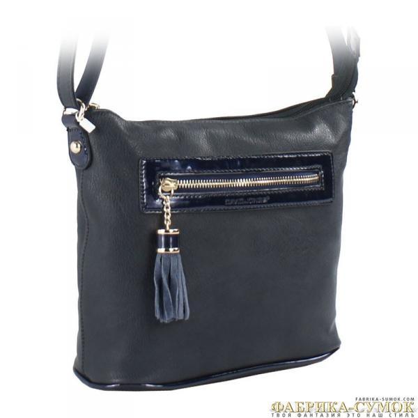 Женская сумка арт. 823-3950-2-DBL