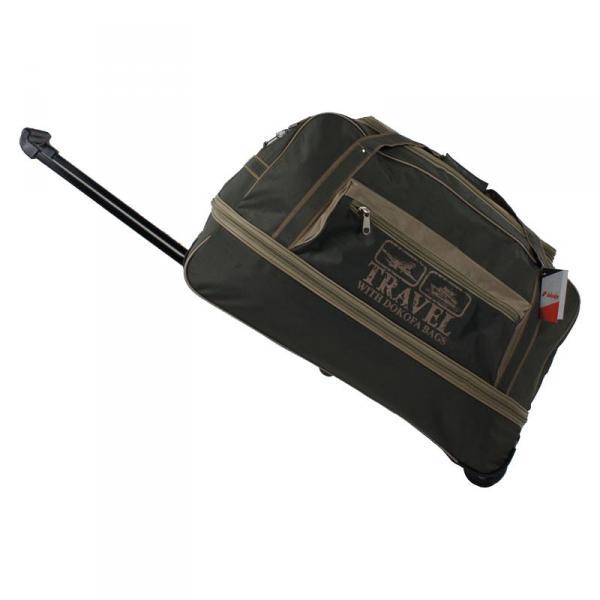 Колесная сумка арт.Докофа-24-770