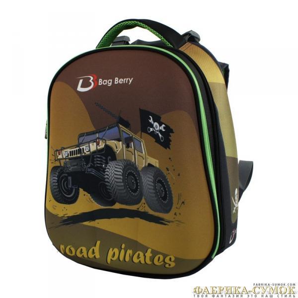 Ранец арт BagBerry - #05 Пиратская тачка
