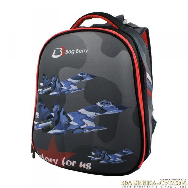 Ранец арт BagBerry - #09 Самолеты