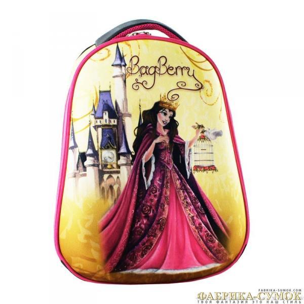 Ранец арт BagBerry - #215 Принцесса