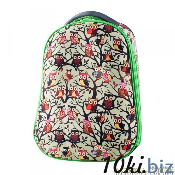 Ранец арт BagBerry - #223 Совята формованный рюкзак Школьные рюкзаки и портфели в Москве