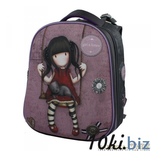 Ранец арт BagBerry - #25 Девочка на качелях Школьные рюкзаки и портфели в России