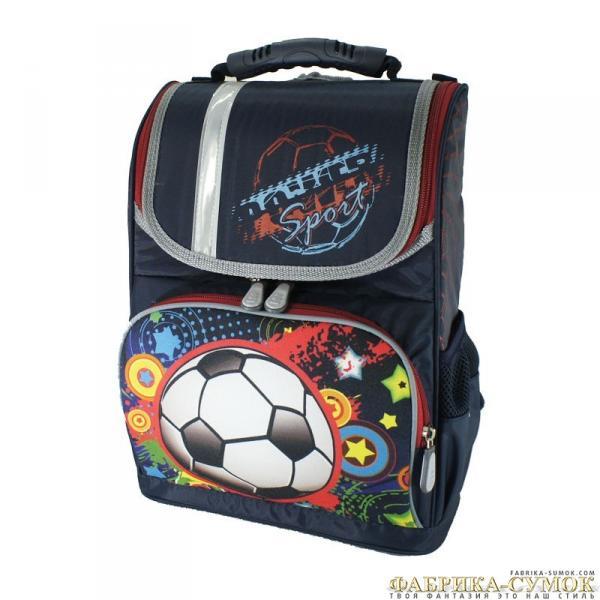 Рюкзак арт.Стелс-884 М-47 Мяч, черный