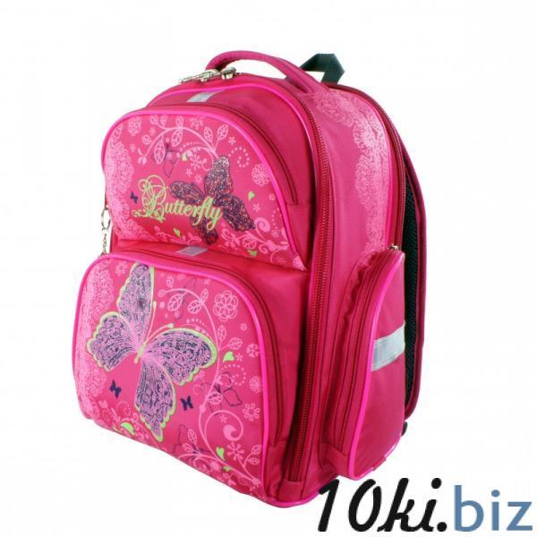 Рюкзак арт.Bagberry-660 розовый Бабочка Школьные рюкзаки и портфели в России