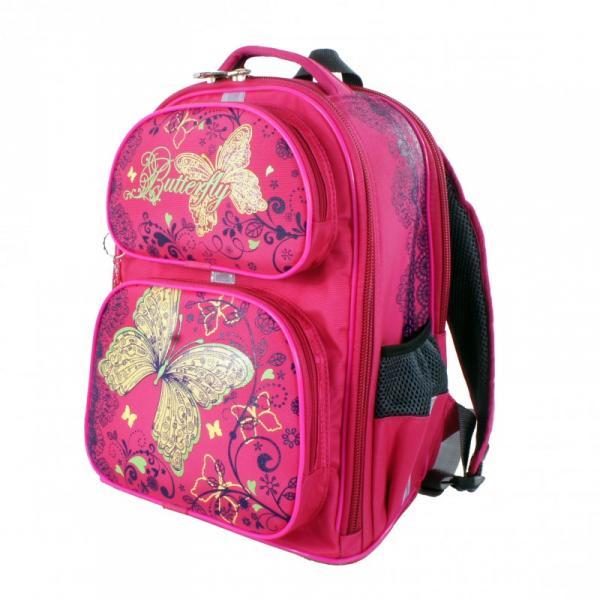 Рюкзак арт.Bagberry-838 розовый Бабочка