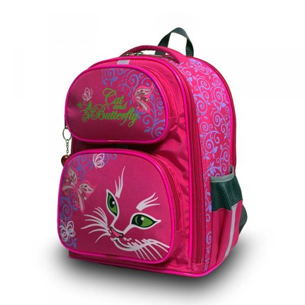 Рюкзак арт.Bagberry-838 розовый М.Кошки
