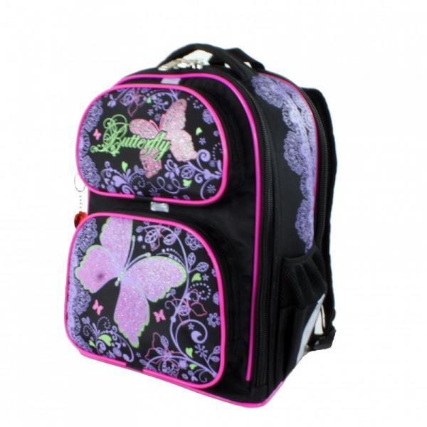 Рюкзак арт.Bagberry-838 черный Бабочка