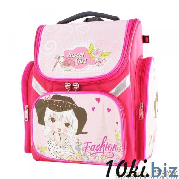Рюкзак арт.Bagberry-902 №23 Париж (цв. розовый) Школьные рюкзаки и портфели в Москве