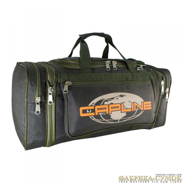 Спортивная сумка арт.Каплайн-19 (р,ж)