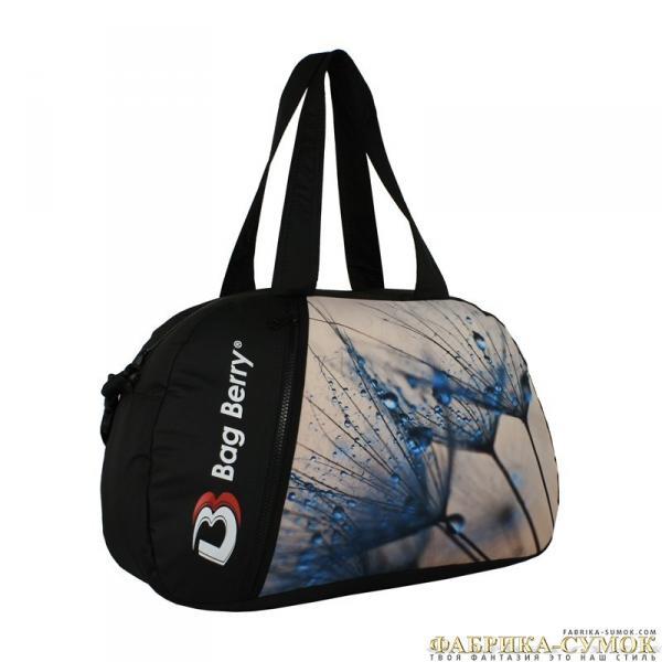 Спортивная сумка Bag Berry-NG-01 00-322 Капли