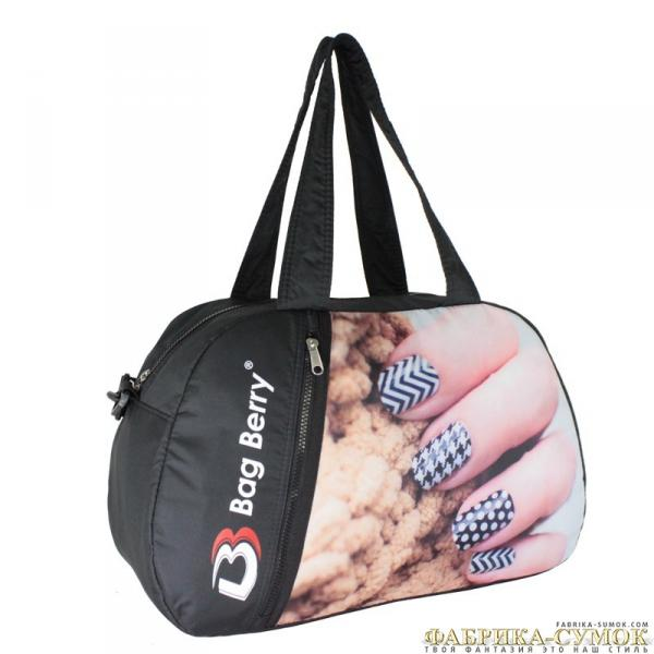 Спортивная сумка Bag Berry-NG-01 02-322 Ногти