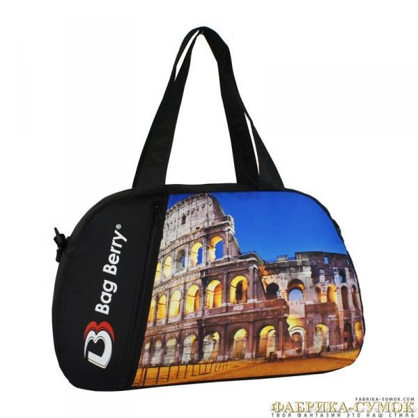 Спортивная сумка Bag Berry-NG-01 03-322 Италия