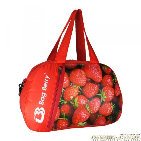 Спортивная сумка Bag Berry-NG-01 04-148 Клубника