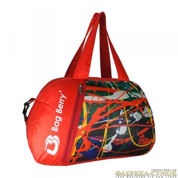 Спортивная сумка Bag Berry-NG-01 05-148 Абстракция
