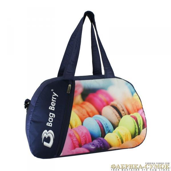 Спортивная сумка Bag Berry-NG-01 09-330 Пироженки