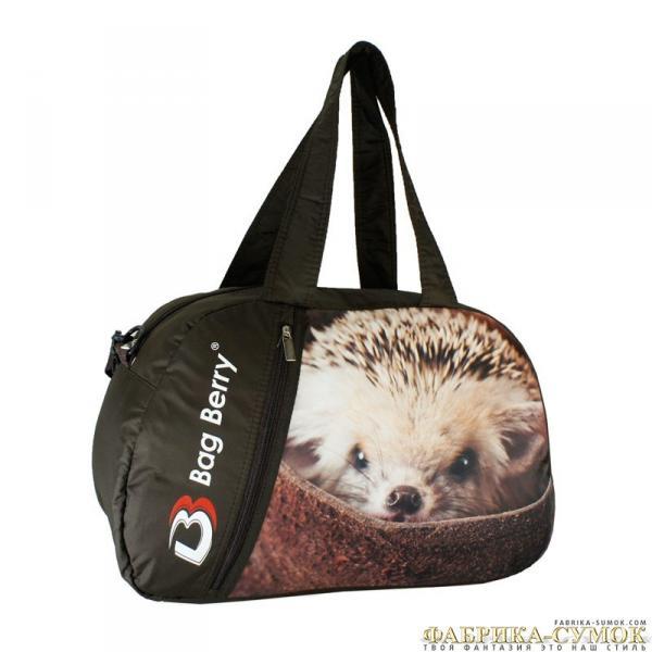 Спортивная сумка Bag Berry-NG-01 10-304 Ежик