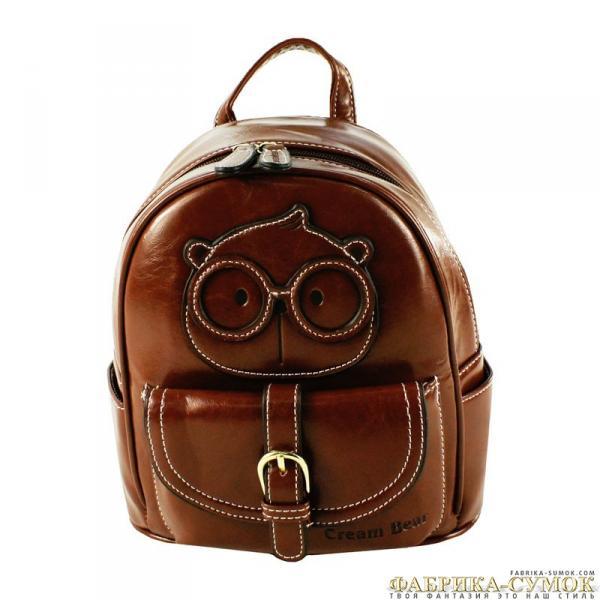 C1012-5 (288) Рюкзак коричневый