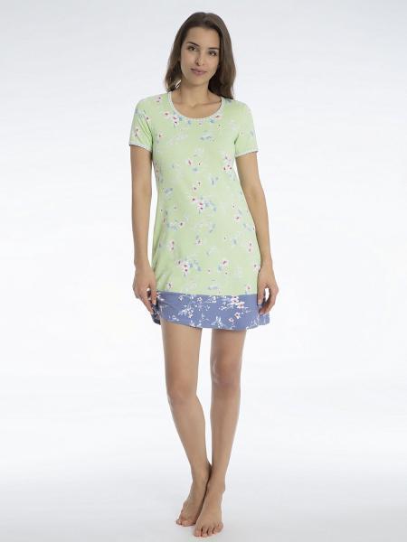 Ночная рубашка с коротким рукавом Ringella