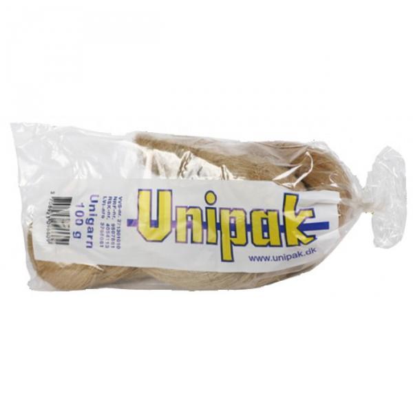 Льняные волокна Unigarn (200 г косичка в упаковке)