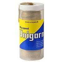 Льняные волокна Unigarn (80 г катушка в контейнере)