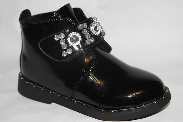 Ботинки 1722-3 черный
