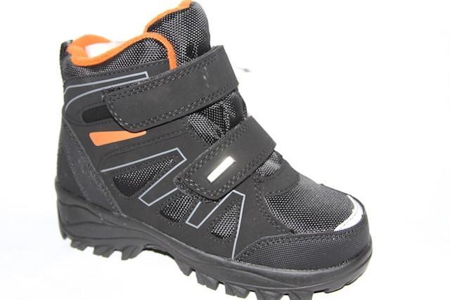 Ботинки 8-6 черный