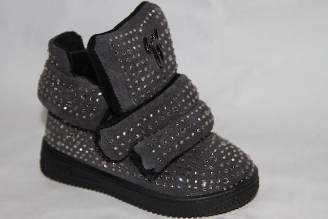 Ботинки А2-1 серый