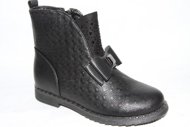 Ботинки У211А черный