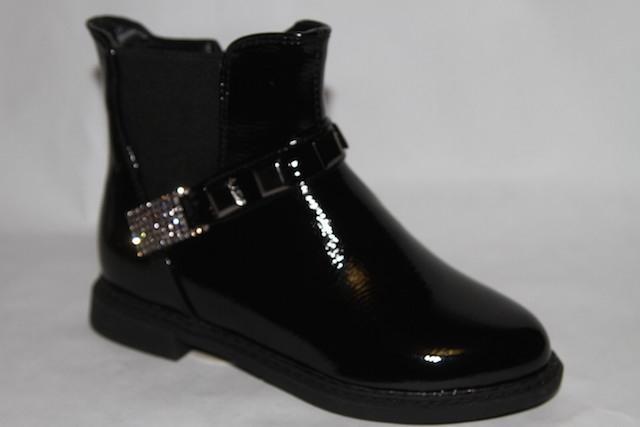 Ботинки Х503-8118 черный
