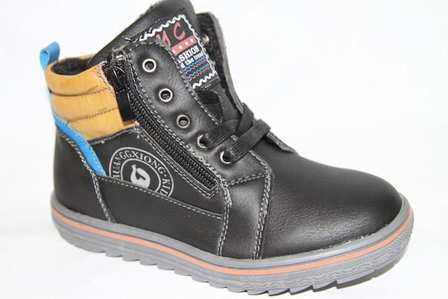 Ботинки CF6285-5 черный