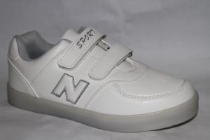 Фото Спортивная обувь, Кроссовки, Большие размеры Кроссовки HXD03-1С белый