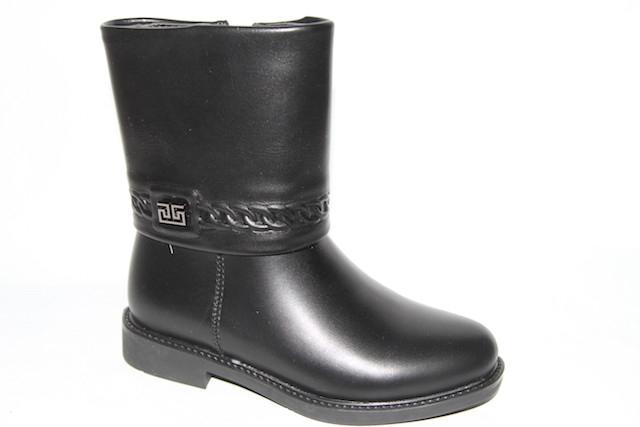 Сапоги 7503-1 черный