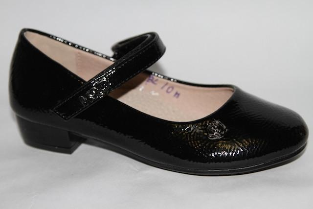 Туфли 015-77А черный